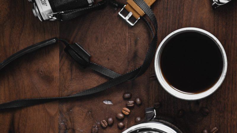 Het verschil tussen espresso -en koffiebonen