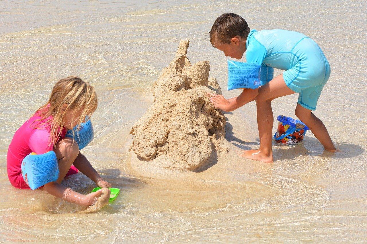 De leukste activiteiten voor op het strand.