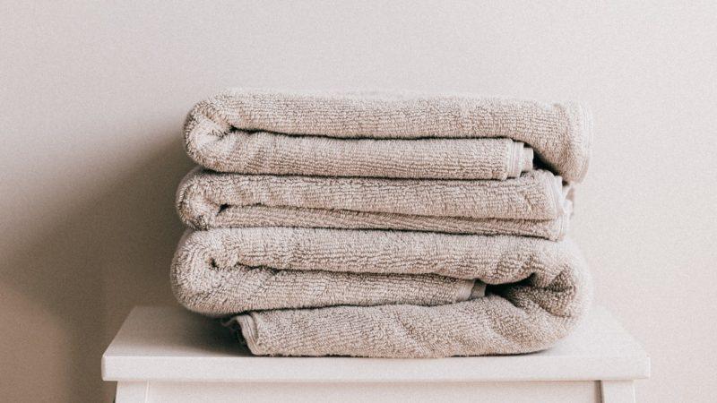 Vier tips voor de beste handdoeken van je badkamer