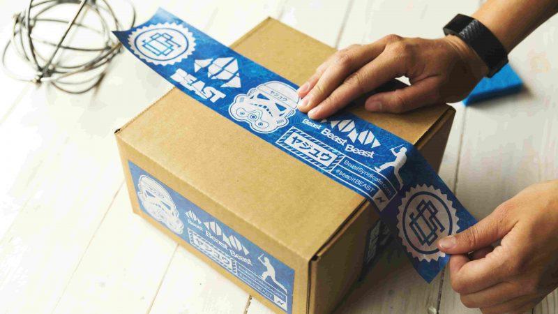 Goed voorbereid jouw pakketten versturen